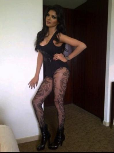 Just one day after Sherlyn Chopra was announced as Playboy Magazine's first Indian Playmate, a fire storm has ignited. Sherlyn has been taking a lot of criticism from her home country but Sherlyn came back by saying he is leading a charge towards more liberalism and may even do porn next!