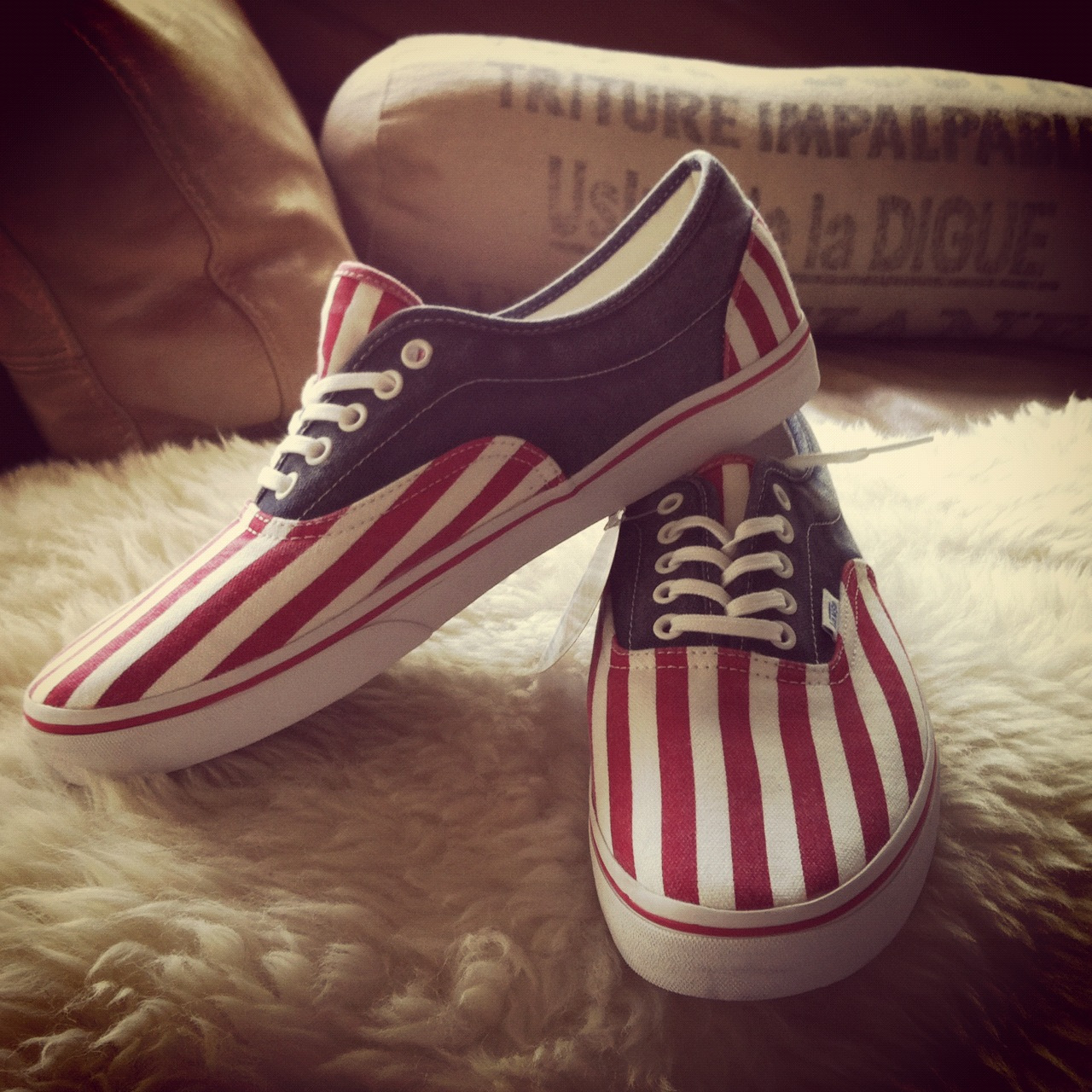 okayimkindofawesome:  My new Vans just arrived! I love them!