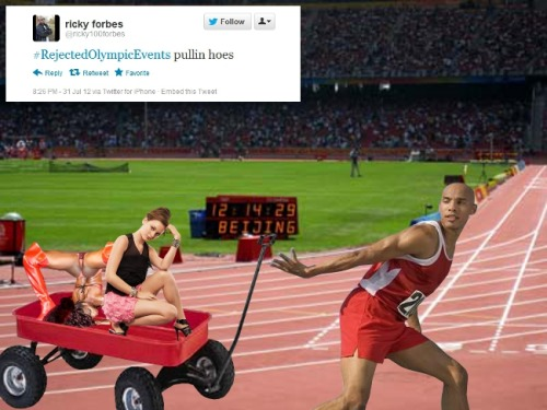 What If The Best #RejectedOlympicEvents Were Real?