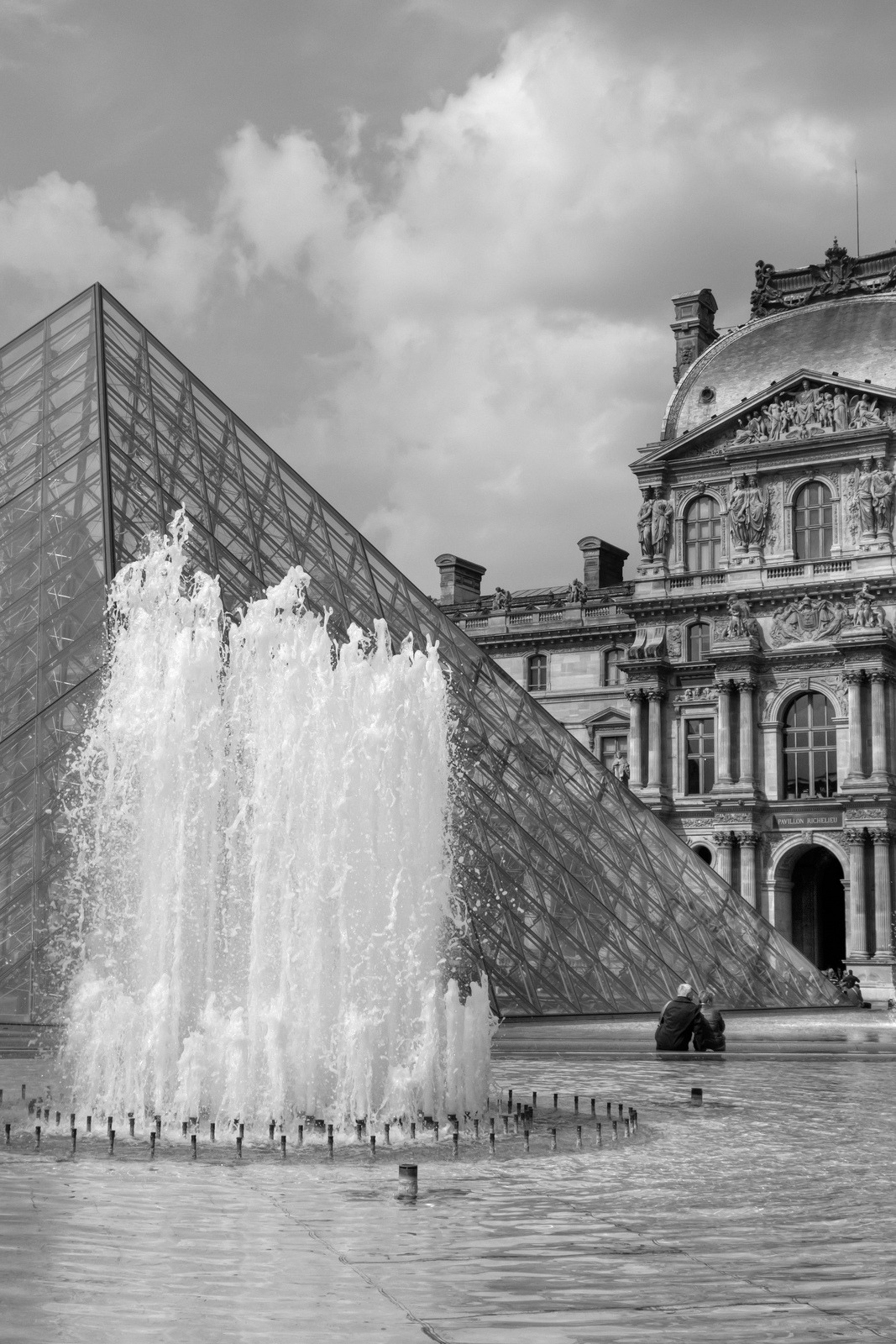 Louvre By Marlies Platvoet