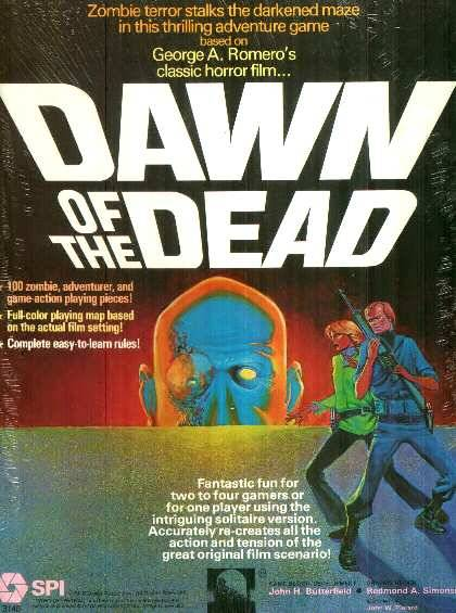 The Dawn of The Dead Game (1978) [So nice…]