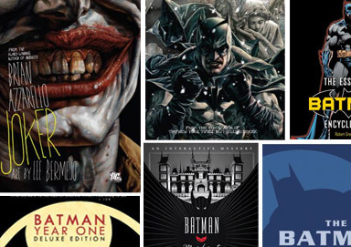 Batman Comic Books - Available on JackThreads