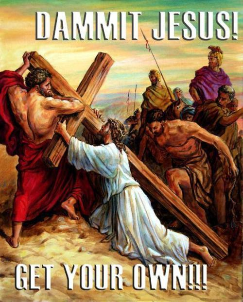 Dammit Gentlejesus!