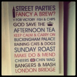 New canvas. Love it. #proud to be british! (Taken with Instagram)
