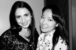 Nina Cherny and Jenny Wu, co-founders of Stylyt
