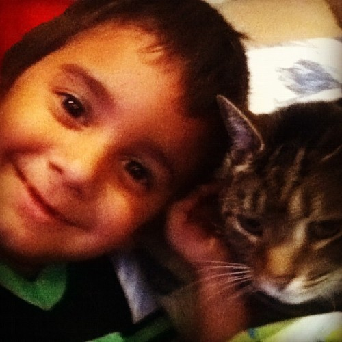 best friends. ☺ #cuties  (Taken with Instagram)