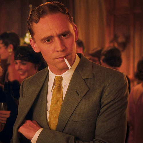 aw tom as f. scott fitzgerald this movie was cute