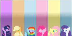 huffythemagicdragon:  Itteh Bitteh Cotton Candeh Committeh by *Dreatos