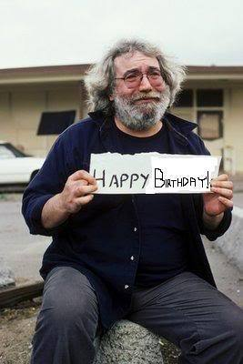 Happy birthday, Jerry!