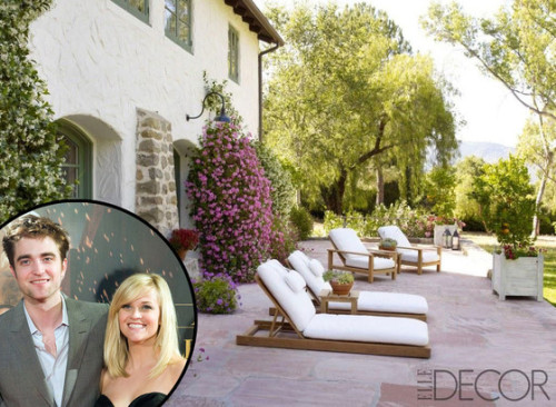Robert Pattinson has finally been found….at Reese Witherspoon's house?! Check out the story here!