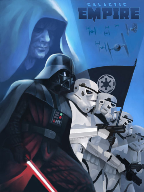 red-5standingby:  Galactic Empire