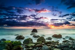 Madeira Sunset by MagnusL3D