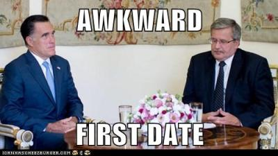 AWKWARD FIRST DATE