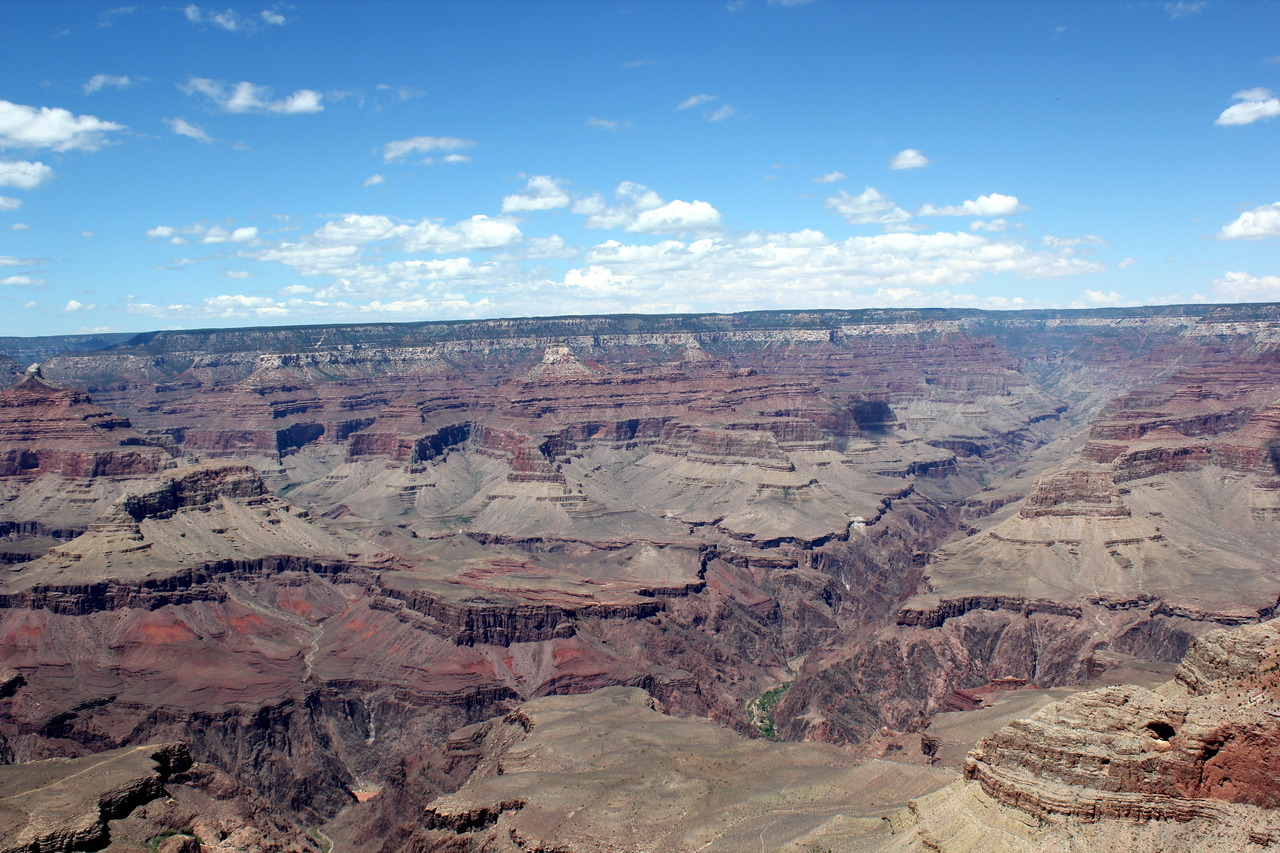 The grandest canyon of them all.  Grand Canyon National Park, Arizona