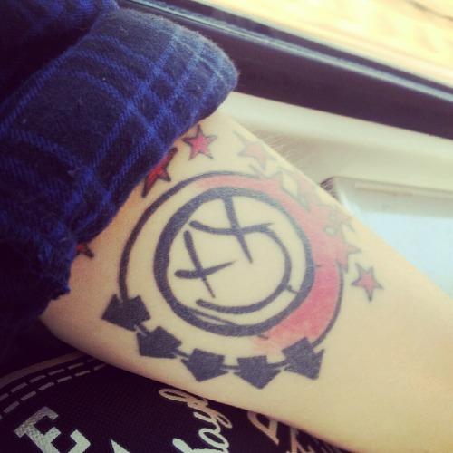 blink 182 tattoo on Tumblr - 55.4KB