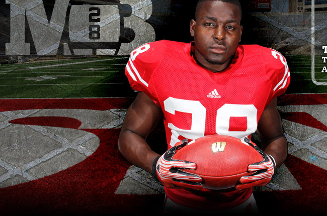 Badgers Star Running Back Attacked by Group of Men