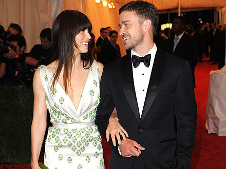 """I'm just enjoying being engaged.""  - Bride-to-be Jessica Biel, on savoring every moment of her engagement to Justin Timberlake, to the Chicago Sun-Times"