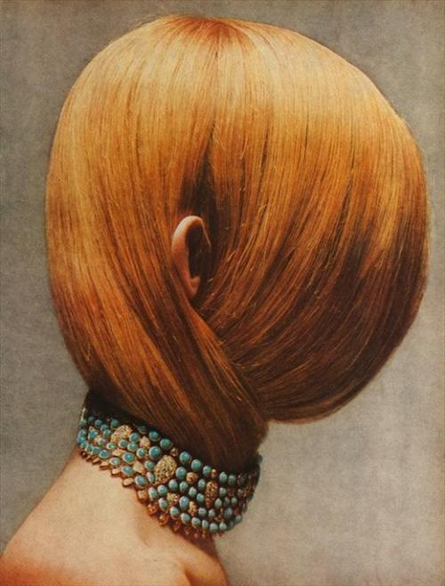 boymercury:  Diana Vreeland jewellery shoot for US Vogue 1968  - I Love Ugly