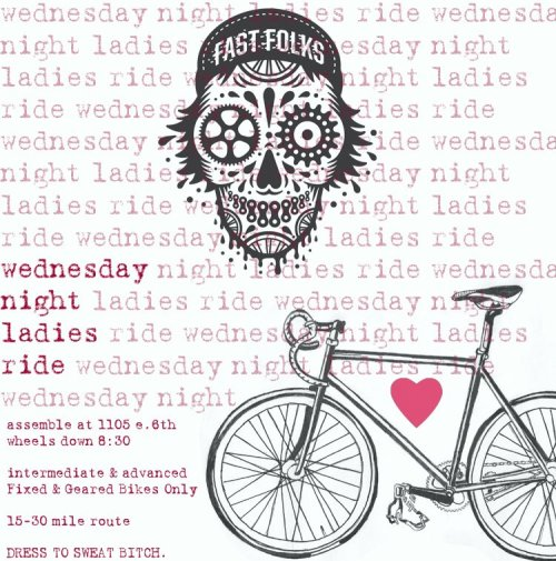fast folks ladies ride tonight.  HILLS HILLS HILLS bring it!