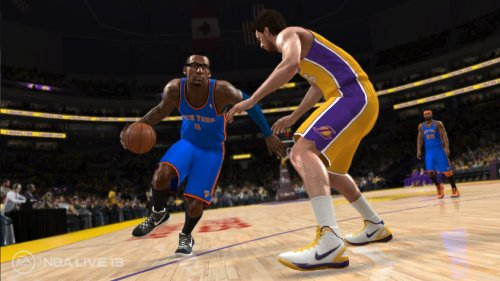 EA Sports Pulls NBA Live 13 from Press Event In a move that has spurred conversation amongst video game media and fans, EA Sports has reportedly decided to pull NBA Live 13 from a press event tomorrow. According to ESPN's Jon Robinson, EA Sports has now decided to put together a separate event for the game at a later date. In addition, Kotaku's Owen Good asked EA Sports about NBA Live 13's release date and was told this. Although this news doesn't provide clarification on the game's status and/or release date, it does add fuel to rumors that the game's release is in jeopardy. Besides a few details revealed at E3 and rookie ratings, no other NBA Live 13 information has been released to this date. NBA Live 13 is expected to be released on October 2. UPDATE: Add another rumor to the pot, as NBA Live 13 has showed up on a list of digital downloads to be made available on Xbox Live.