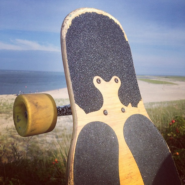 Lighthouse beach Bhangra. #longboarding #longboard #summer #cape #cruise #beach #tripleblackdiamondlb  (Taken with Instagram at Lighthouse Beach)