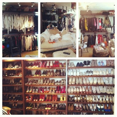 My favorite place on earth...my closet #princess #clothes #shoes 👑💍👠👢👗 by killerandasweetthang