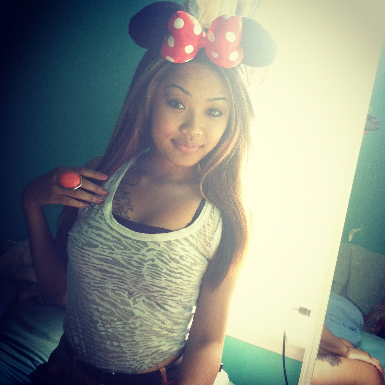 The new Minnie mouse