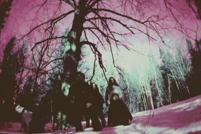Promo shoot for Hexvessel's 2012 LP. Shot with Lomo LC-A and Nikon FE