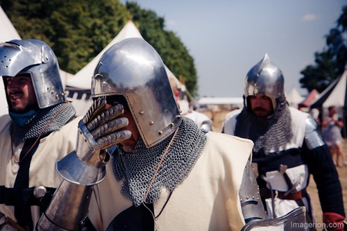 Ren Faire Armored Robbery of the Day: Monday morning, a band of armor-clad brigands held up the main tent of a renaissance faire at sword-point, making off with around $25,000. In the town of Bitche, France. Yes, you read all of that correctly. The robbers are still at large, presumably spending their gold on ale and wenches. [uproxx]
