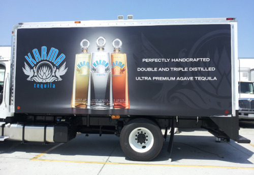 Karma Truck Graphics by TruckSkin