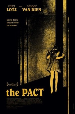 "I am watching The Pact                   ""Watching for the next episode of @slasher_cast… if this thunderstorm doesn't kill the power""                                Check-in to               The Pact on GetGlue.com"