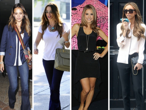 PHOTOS: Sofia Vergara, Maria Menounos, Jessica Alba and other celebs flaunt their fabulous summer hairdos