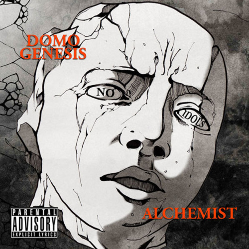 Domo Genesis & The Alchemist- No Idols [2012] This literally just came out. Odd Future-core. Features Tyler, the Creator, Earl Sweatshirt, Spaceghostpurrp, Freddie Gibbs, Action Bronson, and Vince Staples.