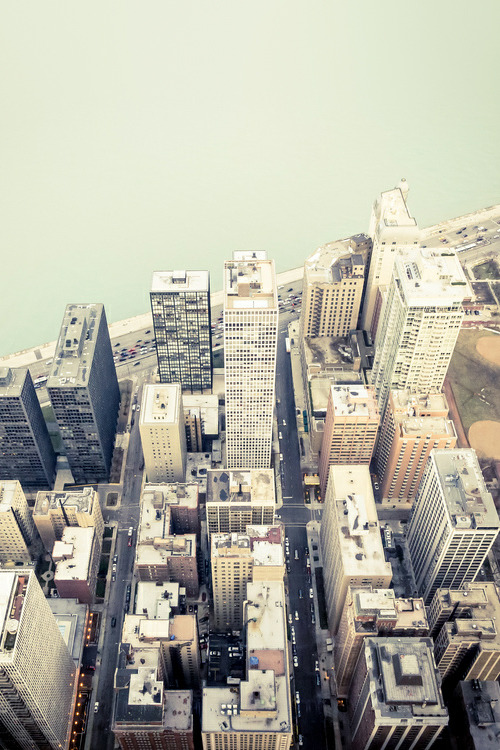 opcion:  Downtown Chicago (by Yves ANDRE)