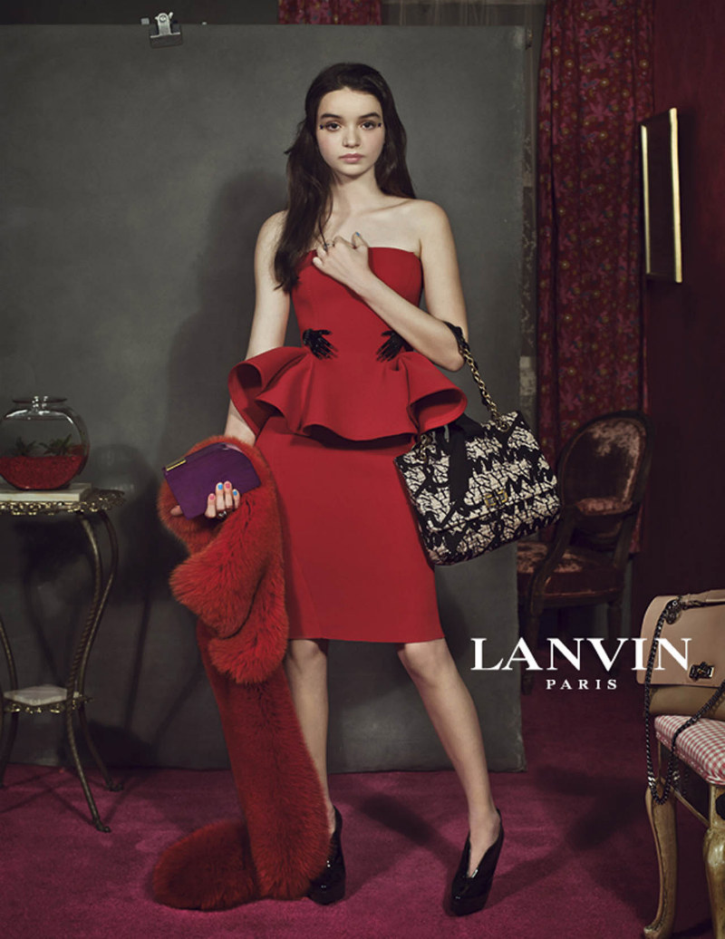 andrewkos:  Lanvin, Autumn/Winter 2012 campaign