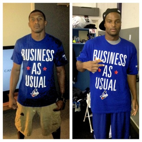 Much love to @iamcweb @cweb23 and @osiumenyiora for showing @teamvic love and sending these pics.. #gmen #champcamp (Taken with Instagram)