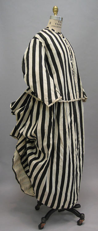 Bathing Suit late 1860s- early 1870s The Metropolitan Museum of Art