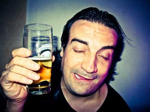 Giuliano drinking - Ph. Paolo Crivellin