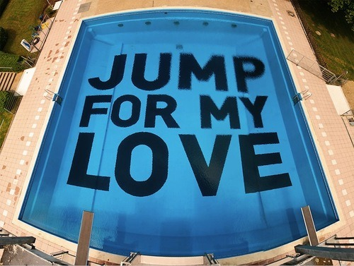 Jump for my love ♥