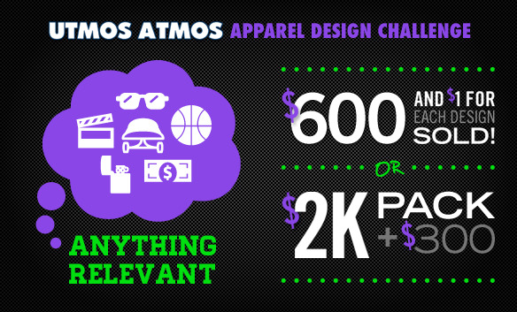 'Anything Relevant' Design Challenge, Ends August 31st!