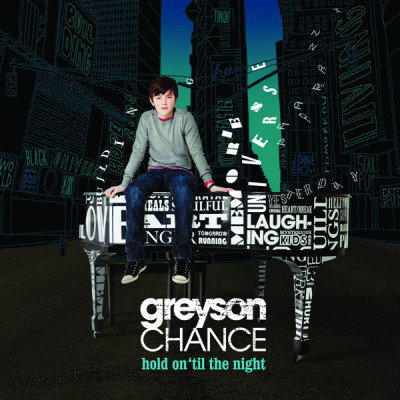 Happy Birthday HOTTN !!!  #1YearHOTTNDebutAlbum Very Proud of Greyson Chance!