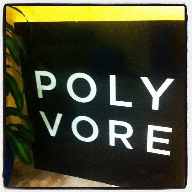 Great event @polyvore thx @sffashiontech (Taken with Instagram)