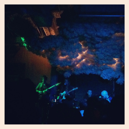 "Cold Specks @ Glasslands in Brooklyn! Al Spyx may or may not have just covered the theme song from The Fresh Prince AND ""Reeling The Liars In"" by Swans. Did she pull both off? Absolutely."