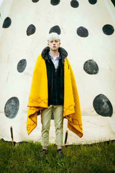 【VISVIM 2012 FALL/WINTER LOOKBOOK】 HYPEBEAST 详情