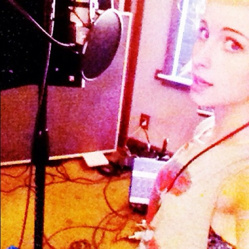 paramore:  This is my favorite song to sing so far…