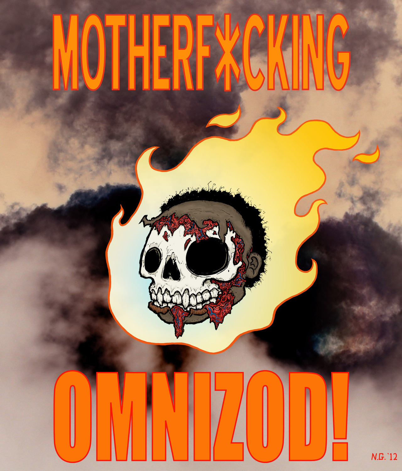 It's Omnizod Motherf*ckers! Submitted by Nathan Goold.