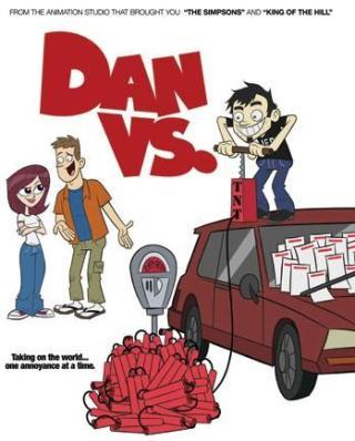 I am watching Dan Vs.                                      Check-in to               Dan Vs. on GetGlue.com