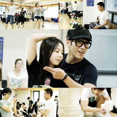 JYP Artists Rehearse Upcoming Collaboration Stages For JYP Nation Concert