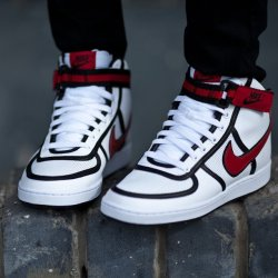 Just Do It: Nike Vandal High-Tops #sneakers