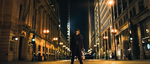 The Dark Knight | Christopher Nolan | 2008